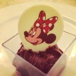 Dessert Minnie a Disneyland Paris